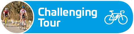 Challenging tours